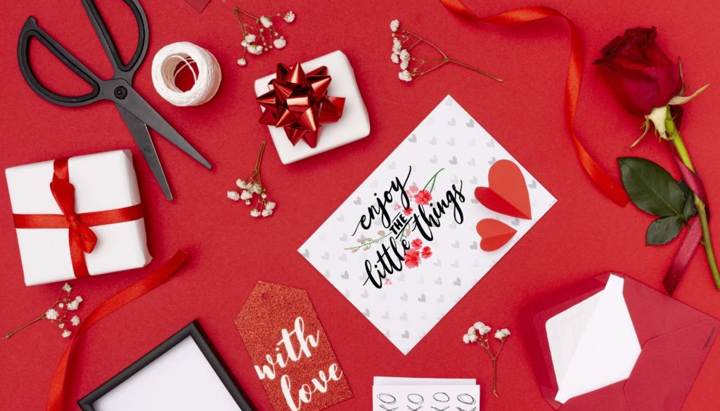 Valentines' day - everything that can make it special
